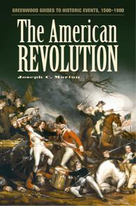 The American Revolution cover image