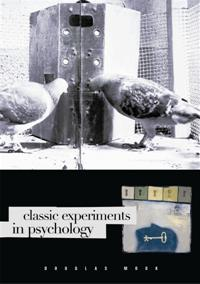 Classic Experiments in Psychology cover image