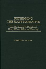 Rethinking the Slave Narrative cover image