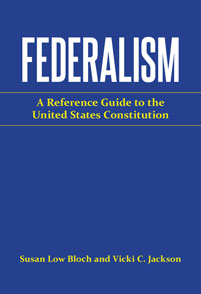 The United States's system of federalism has presented significant controversial conflicts throughout history, from the founding of the first national bank, through Congress's efforts to deal with the dire effects of the Depression, to today's conflicts involving, for example, health care and immigration law. Knowing this history is vital to understanding today's—and tomorrow's—regulatory and political disputes.