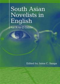 South Asian Novelists in English cover image