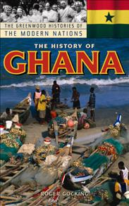 The History of Ghana cover image