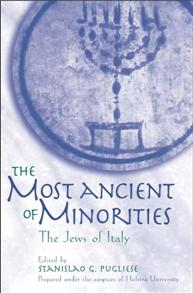 The Most Ancient of Minorities cover image