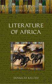 Literature of Africa cover image