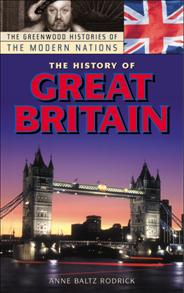 The History of Great Britain cover image