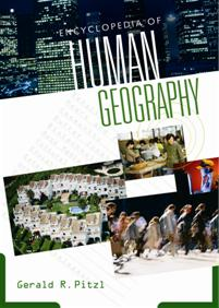 Encyclopedia of Human Geography cover image