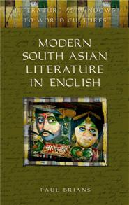Cover image for Modern South Asian Literature in English