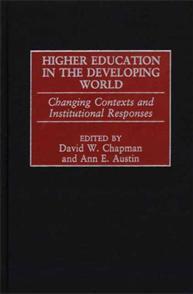 Cover image for Higher Education in the Developing World