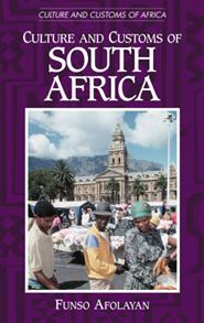 Culture and Customs of South Africa cover image