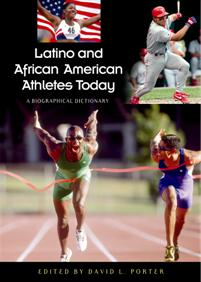 Latino and African American Athletes Today cover image