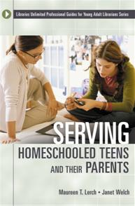 Serving Homeschooled Teens and Their Parents cover image