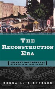 reconstruction era essays Better essays: the reconstruction era in america - the reconstruction era, a period of reform after the conclusion of the american civil war, allowed for.