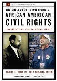 The Greenwood Encyclopedia of African American Civil Rights cover image