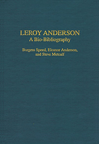 Leroy Anderson cover image
