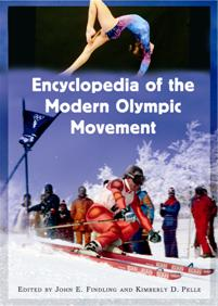 Encyclopedia of the Modern Olympic Movement cover image