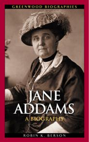 Jane Addams cover image