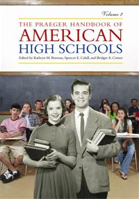 The Praeger Handbook of American High Schools cover image