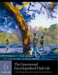 The Greenwood Encyclopedia of Daily Life cover image