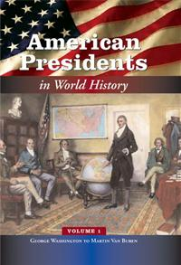 American Presidents in World History cover image