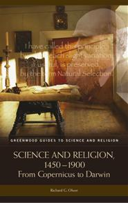 Science and Religion, 1450-1900 cover image
