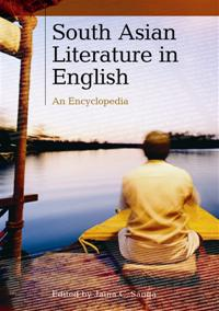 Cover image for South Asian Literature in English