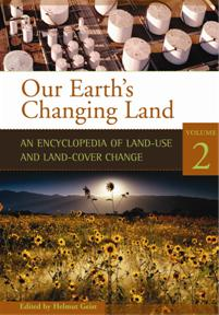 Cover image for Our Earth's Changing Land