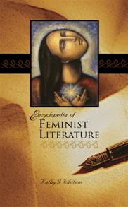 Encyclopedia of Feminist Literature cover image