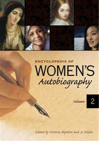 Encyclopedia of Women's Autobiography cover image
