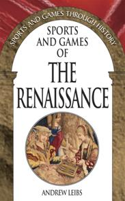 Sports and Games of the Renaissance cover image