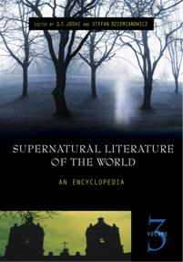 Supernatural Literature of the World cover image