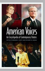 American Voices cover image