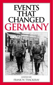 Events That Changed Germany cover image