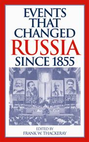 Events That Changed Russia since 1855 cover image