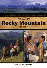 Cover image for The Rocky Mountain Region