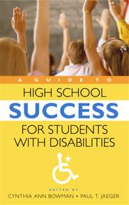 A Guide to High School Success for Students with Disabilities cover image