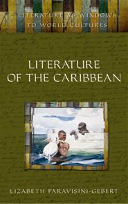 Literature of the Caribbean cover image