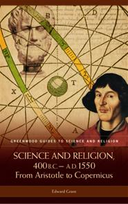 Science and Religion, 400 B.C. to A.D. 1550 cover image