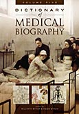 Cover image for Dictionary of Medical Biography