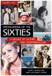 Cover image for Encyclopedia of the Sixties