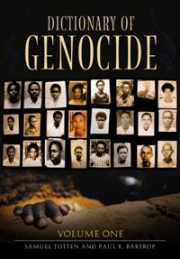 Dictionary of Genocide cover image