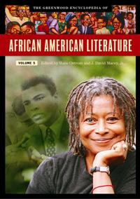 The Greenwood Encyclopedia of African American Literature cover image