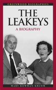 The Leakeys cover image