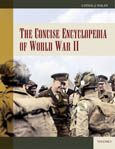 The Concise Encyclopedia of World War II cover image