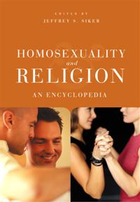 Cover image for Homosexuality and Religion