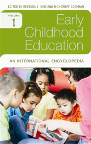 Cover image for Early Childhood Education