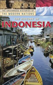 The History of Indonesia cover image