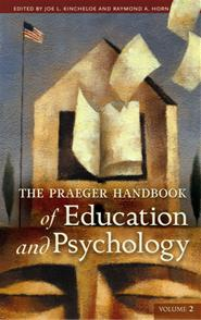 The Praeger Handbook of Education and Psychology cover image