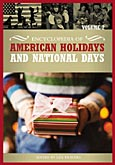Cover image for Encyclopedia of American Holidays and National Days