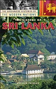 The History of Sri Lanka cover image