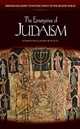 The Emergence of Judaism cover image